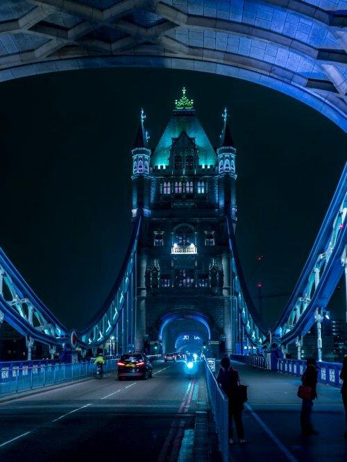 Тауэрский мост (Великобритания)