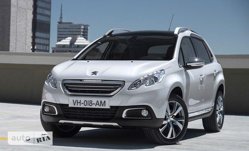 Просмотреть фотогалерею Peugeot 2008,  узнать цены, прочитать отзывы - всё это Вы можете сделать на  AUTO.RIA