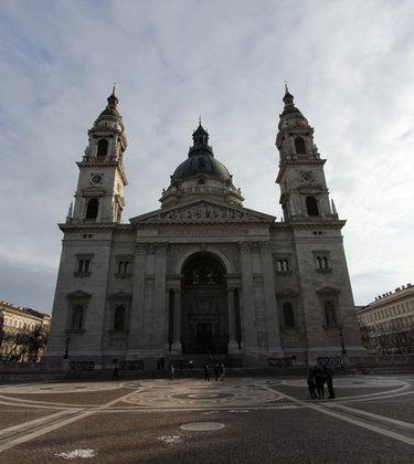 фото базилика св иштвана в венгрии