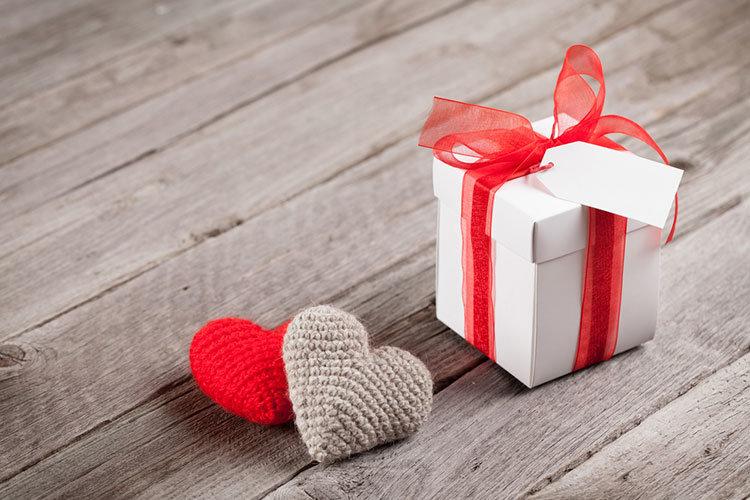 Приятный подарок сделанный своими руками