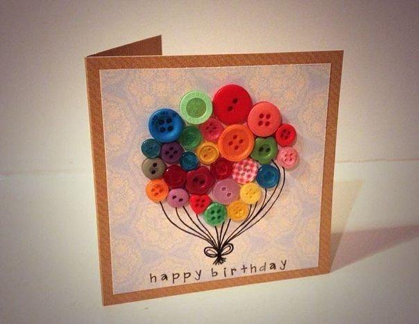 Идеи открытки на день рождения бабушке своими руками от внучки, прикольные