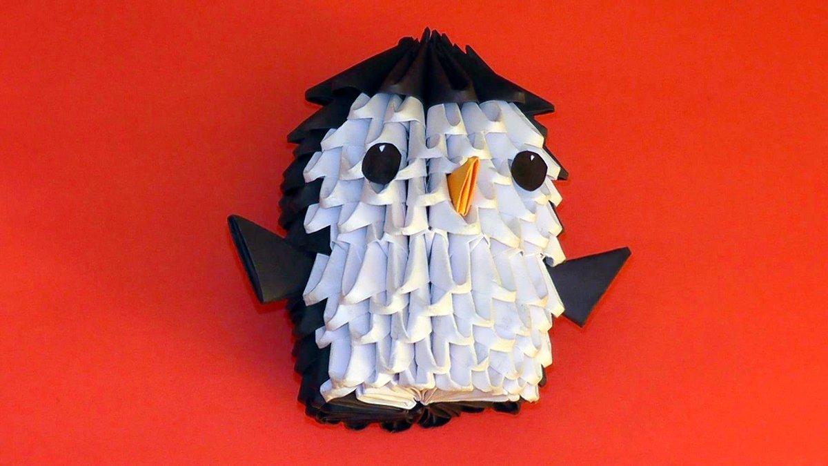 Оригами по модулям картинки