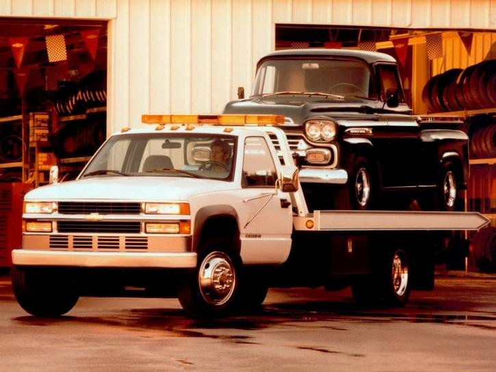 Chevrolet C3500 HD Car Hauler '1996