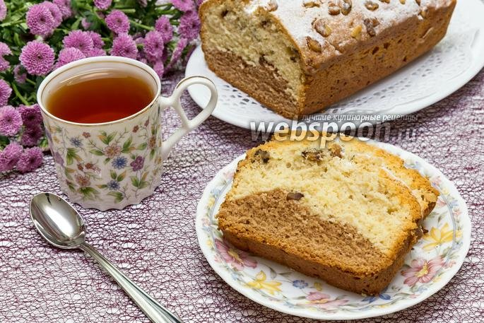 Уфимский кекс рецепт с фото