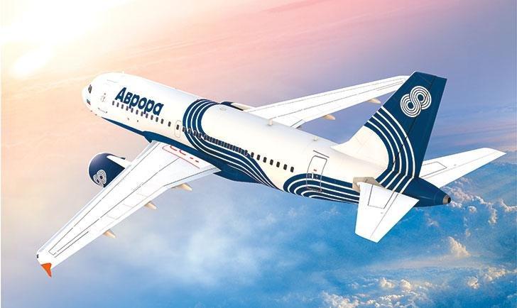 Ливрея самолёта – это фирменный стиль авиакомпании.