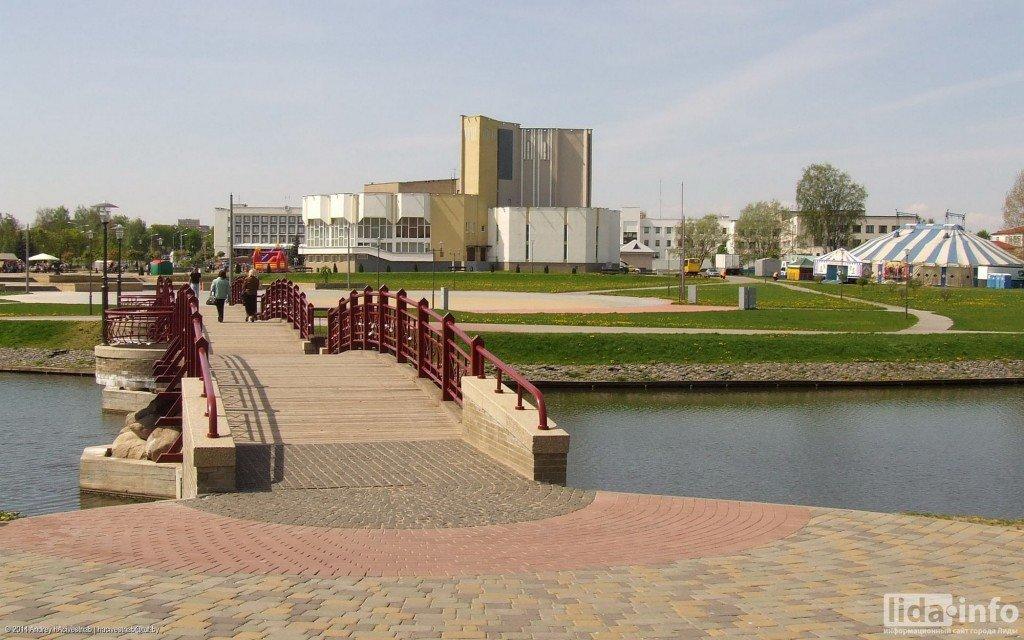 фото города лиды данную программу