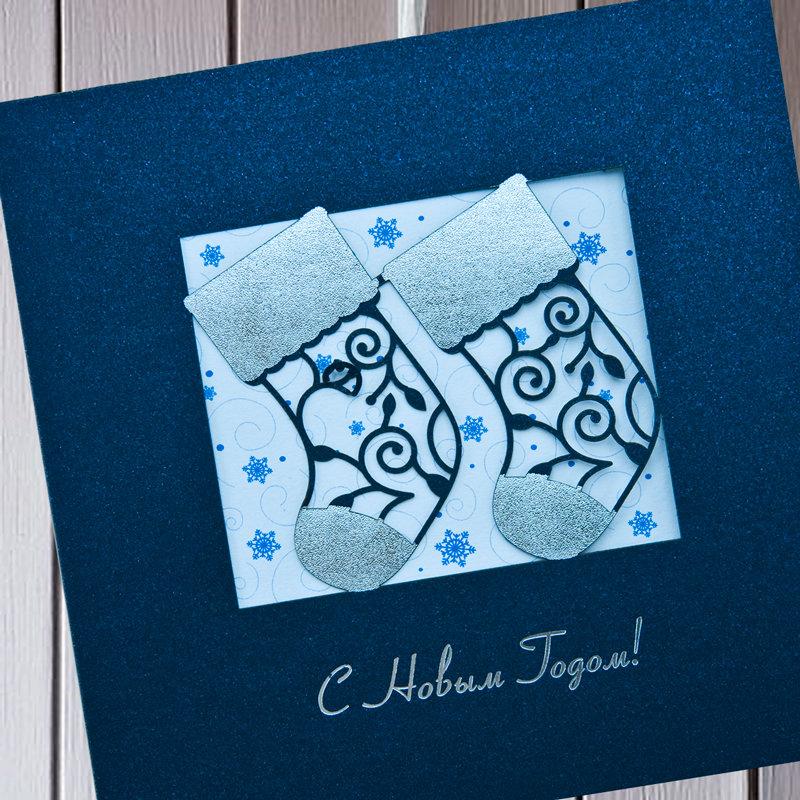 Дизайн открытки на праздник