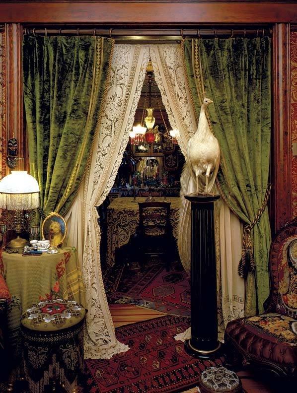 Викторианский стиль в интерьере - ЧУДНЫЕ МГНОВЕНИЯ ВЕСЕЛО...