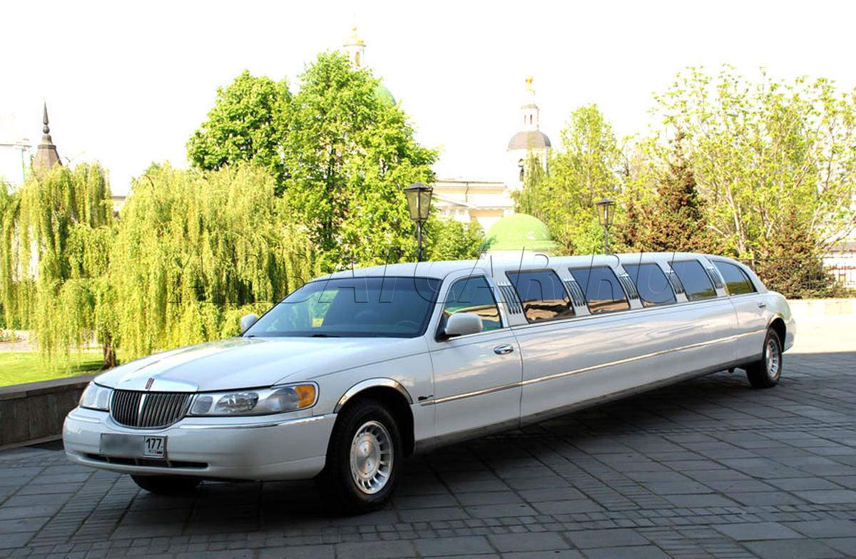 Аренда лимузинов в москве недорого