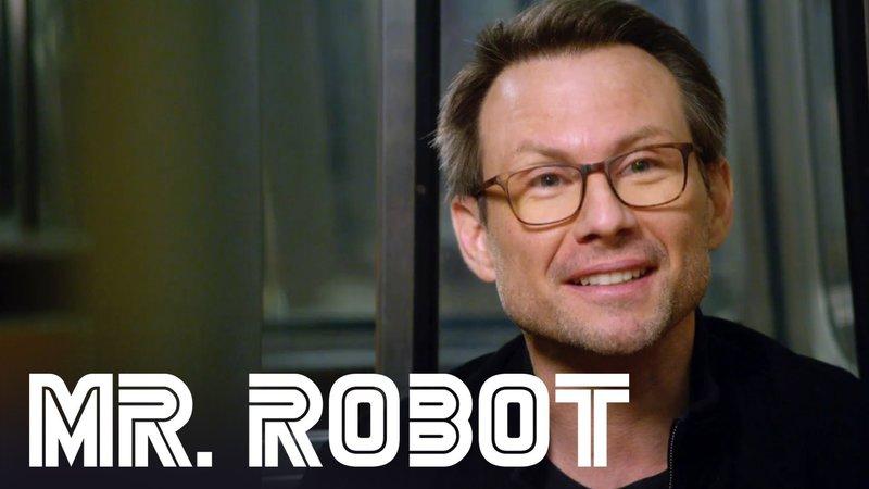 Кристиан Слэйтер (Мистер Робот, Mr. Robot)