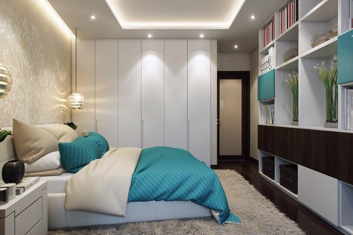 В спальне гардеробная (66 фото): гардеробы из гипсокартона, .