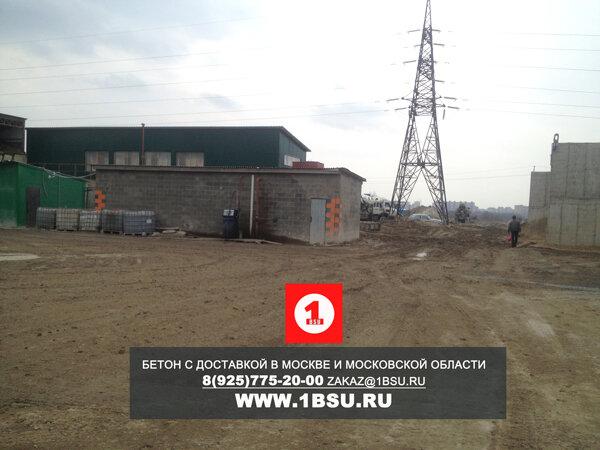 бетонный завод на Киевском шоссе