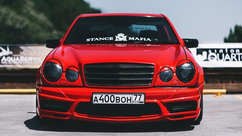 Mercedes-Benz E-class (W210), Kleemann