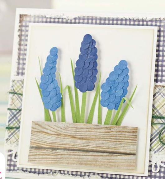 Открытка своими руками к весне, открытки юбилеем