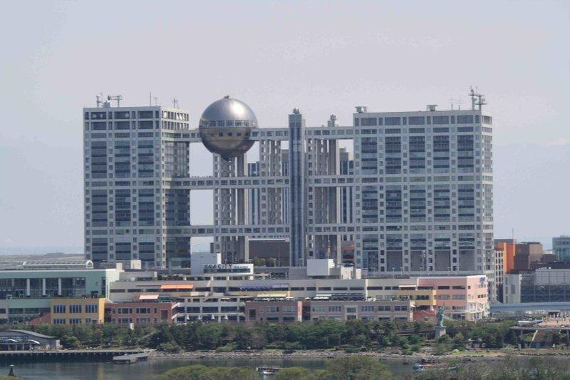 Современная архитектура Японии отличается от европейской своим собственным стилем и дизайном.