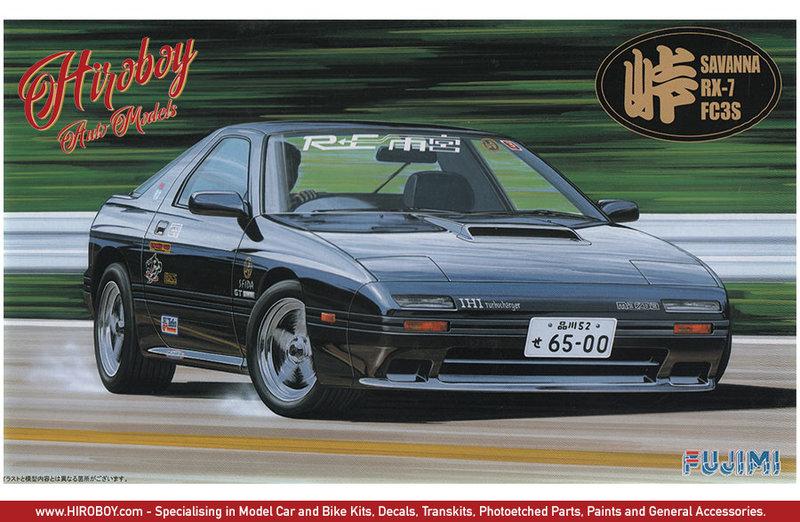 Fujimi Mazda RX-7 FC3S Savanna