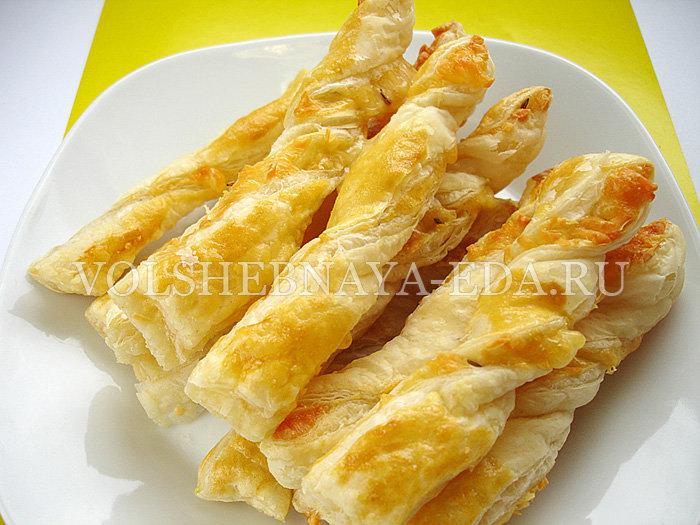 Сырные палочки в духовке рецепт с фото