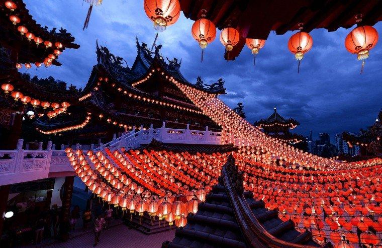 сделать чучело японские картинки к новому году канун