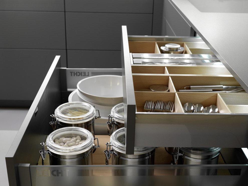 как правильно распределить пространство на кухне