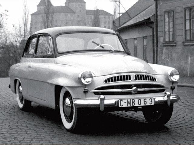 Škoda 440 Spartak Prototype
