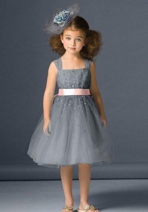 Платья красивые на девочек каталог