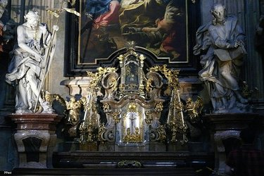 собор святого николая прага