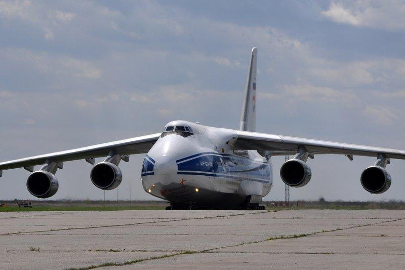 Ан-124 «Руслан» ОКБ Антонова