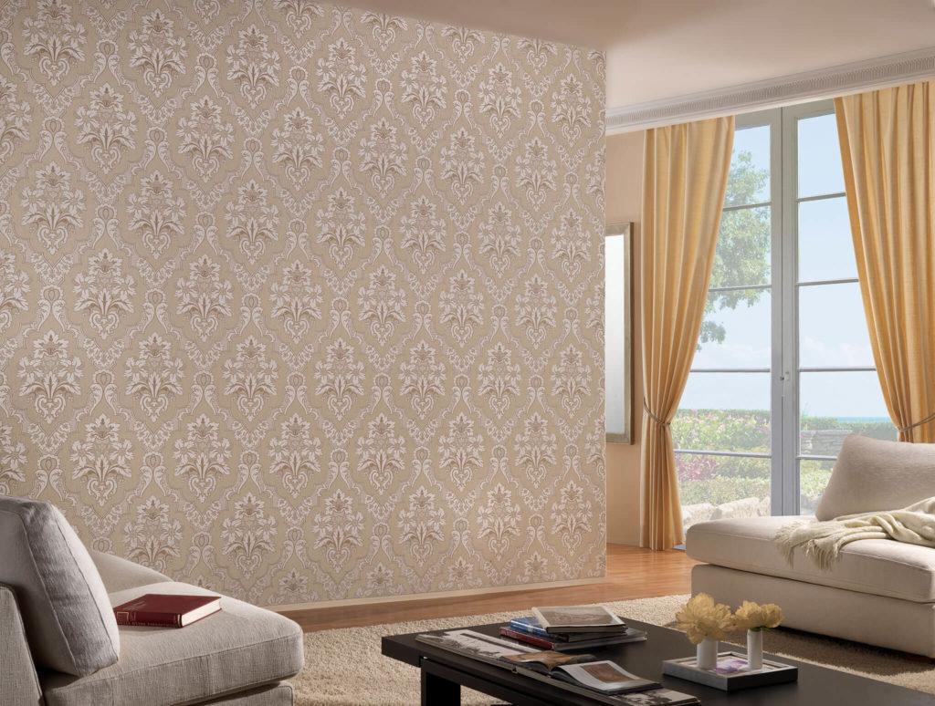 следует картинки современных обоев для зала потолок уникальный