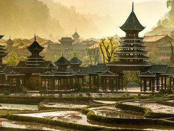 Путешествия по Азии