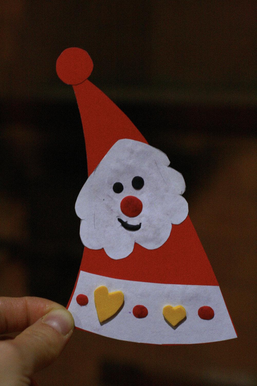 того, картинки поделок из цветной бумаги на новый год чутким