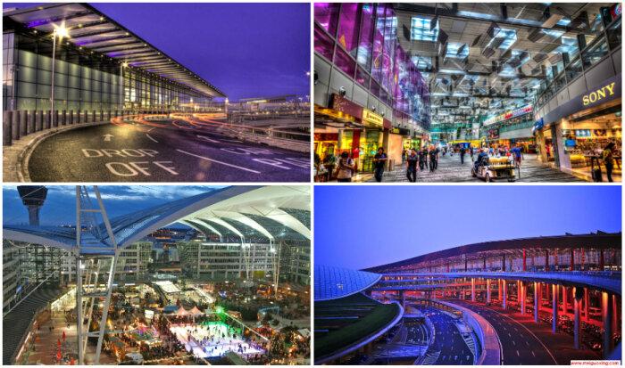 10 самых современных аэропортов мира
