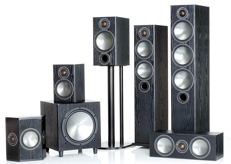 Акустическая система Monitor Audio Bronze 5 Walnut