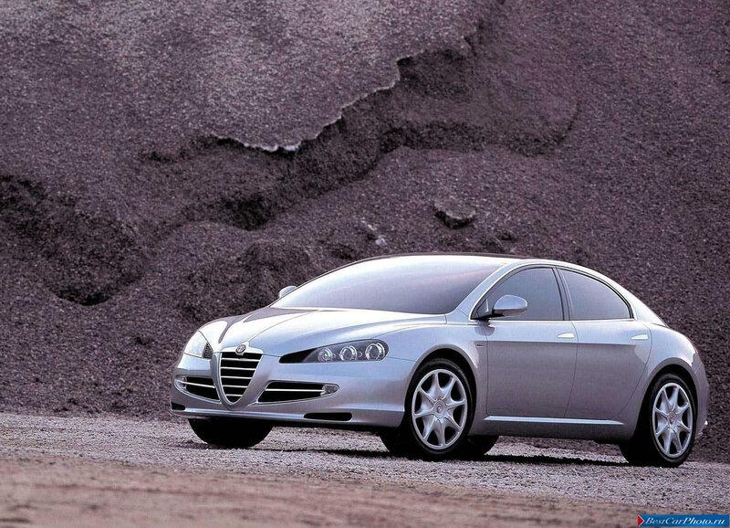 Alfa Romeo Visconti (Italdesign)