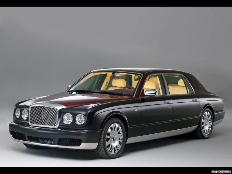 Arnage - Limousine 2005 (0) - Заставки на рабочий стол, Bentley высокого качества - Автомобили - Обои для рабочего стола - Картинки и обои на рабочий стол