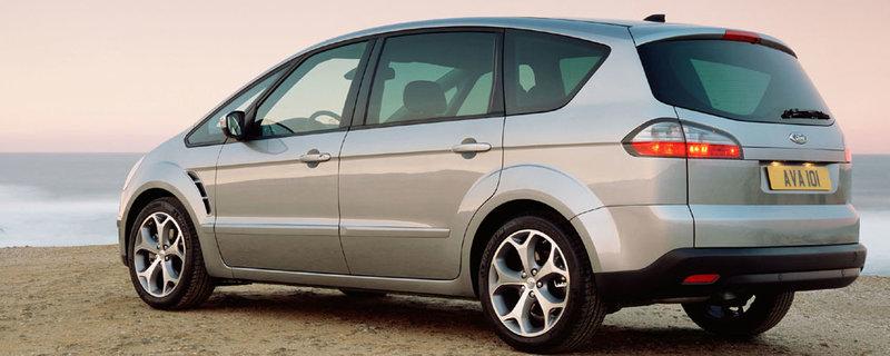 """""""Автомобилем 2007 года"""" в Европе признан мини-вэн Ford S-Max"""
