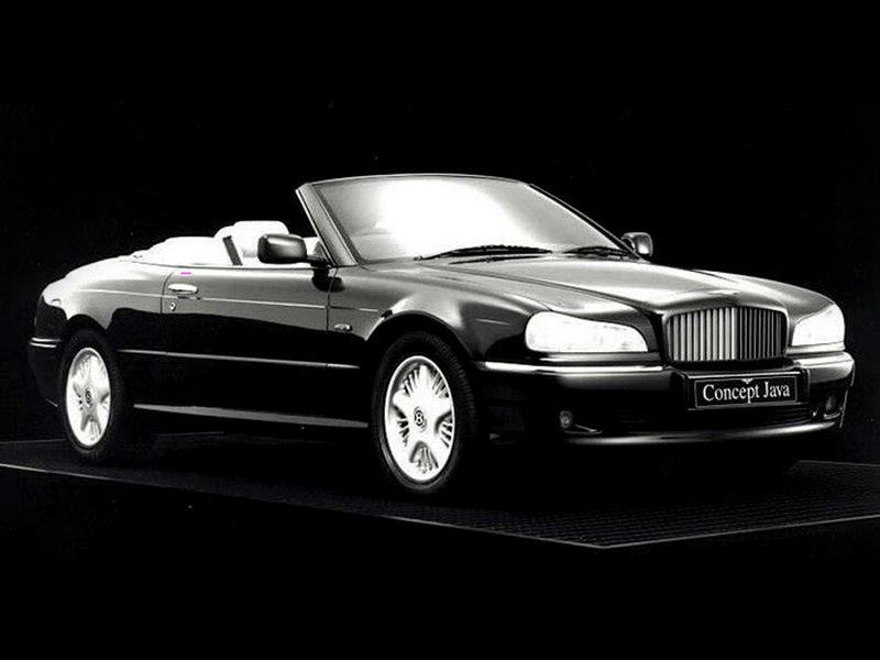 Bentley Java, 1994