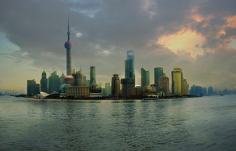 Берега Шанхая