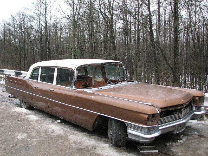 Cadillac Feetwood