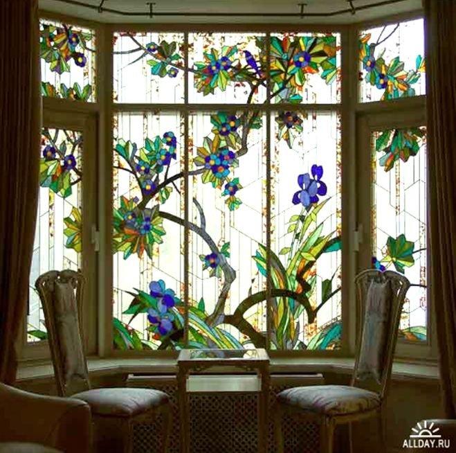 Чем рисовать на окнах?