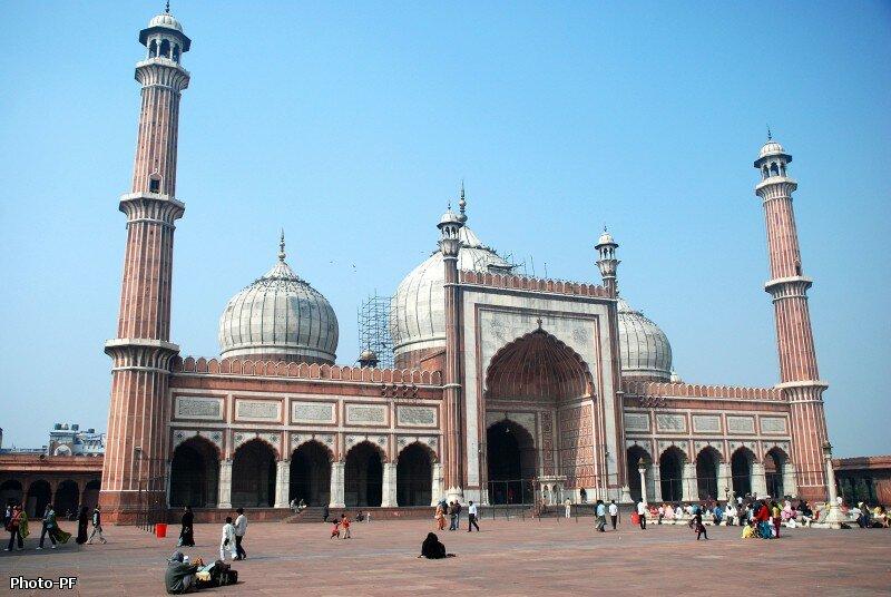 Джама-Масджид и ближайщий рынок. Jama Masjid and Market | Фотографии путешественников