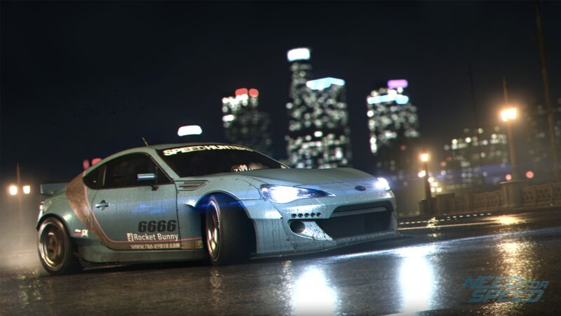 E3 2015: Новые скриншоты Need for Speed - Shazoo