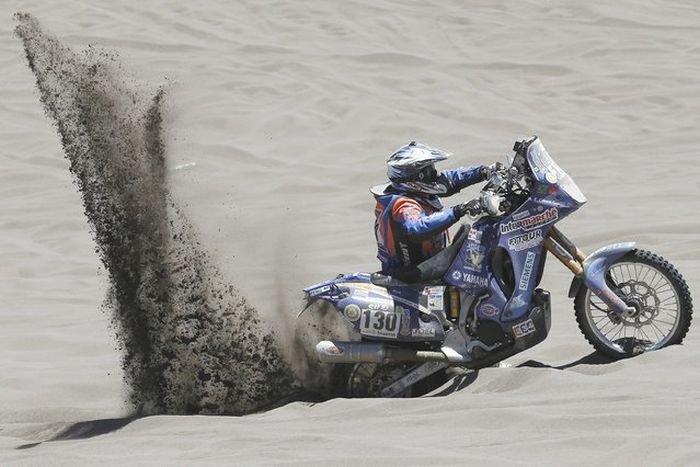 """Фотоотчет с гонки """"Дакар-2014"""" (25 фото) » Триникси"""