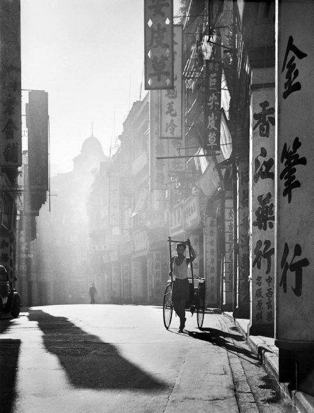Гонконг и его атмосфера (14 фото)