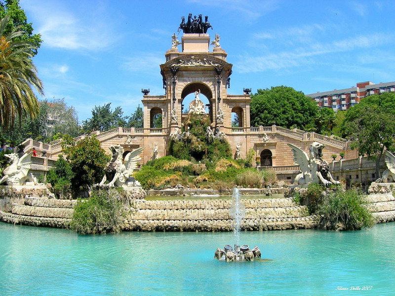 Города Испании. Барселона. Фото города Барселона
