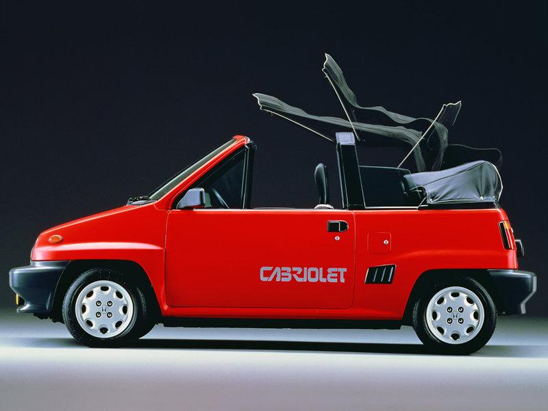Honda City Cabriolet '1984–86