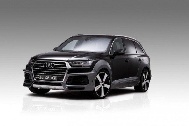JE Design Audi SQ7