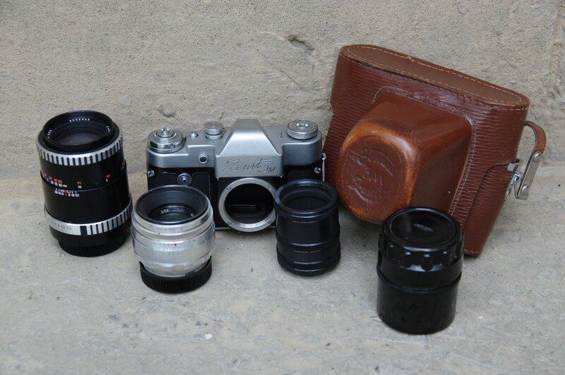 Как снимать старыми объективами на современных камерах