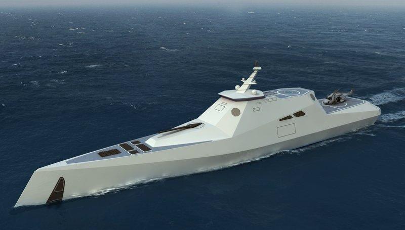 Корабль Advansea