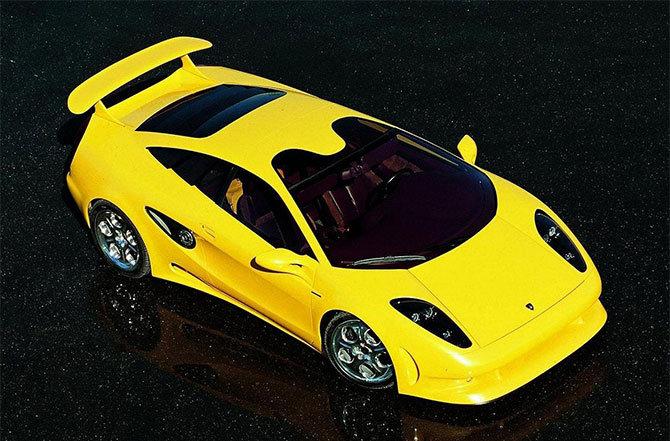 Lamborghini Cala и ещё 7 шедевров Джорджетто Джуджаро | Автика.ру