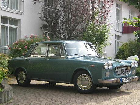Lancia Flavia Berlina